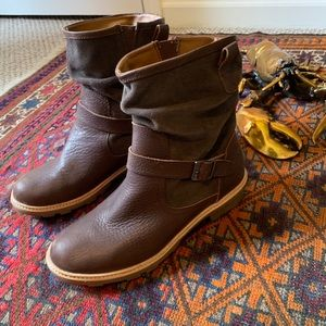 Pajar Mid-Calf Leather Boots